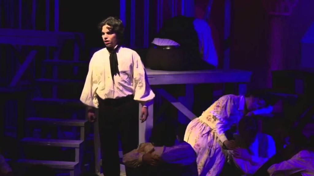 Fernando Siu as Jean Valjean