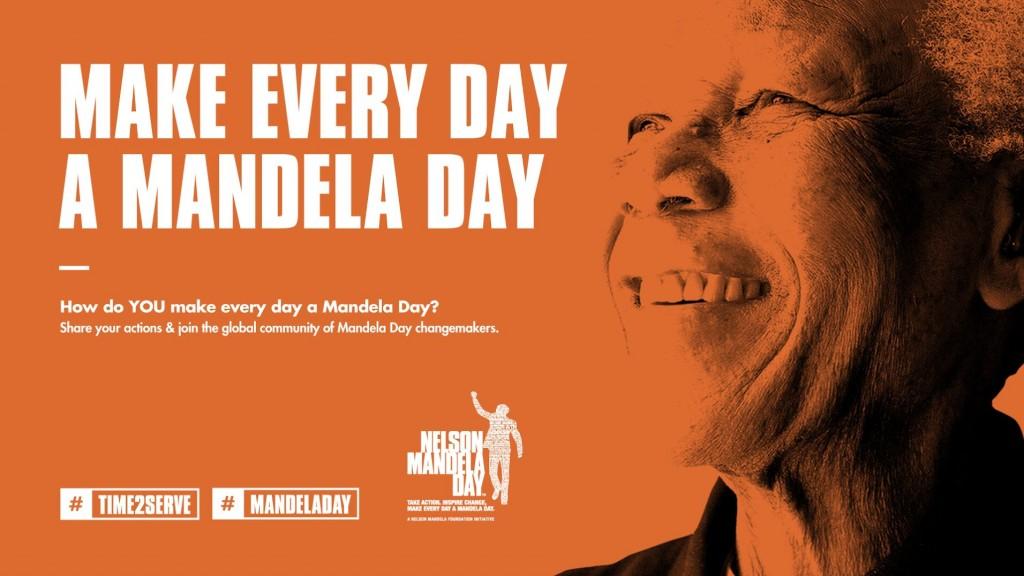 #mandeladay